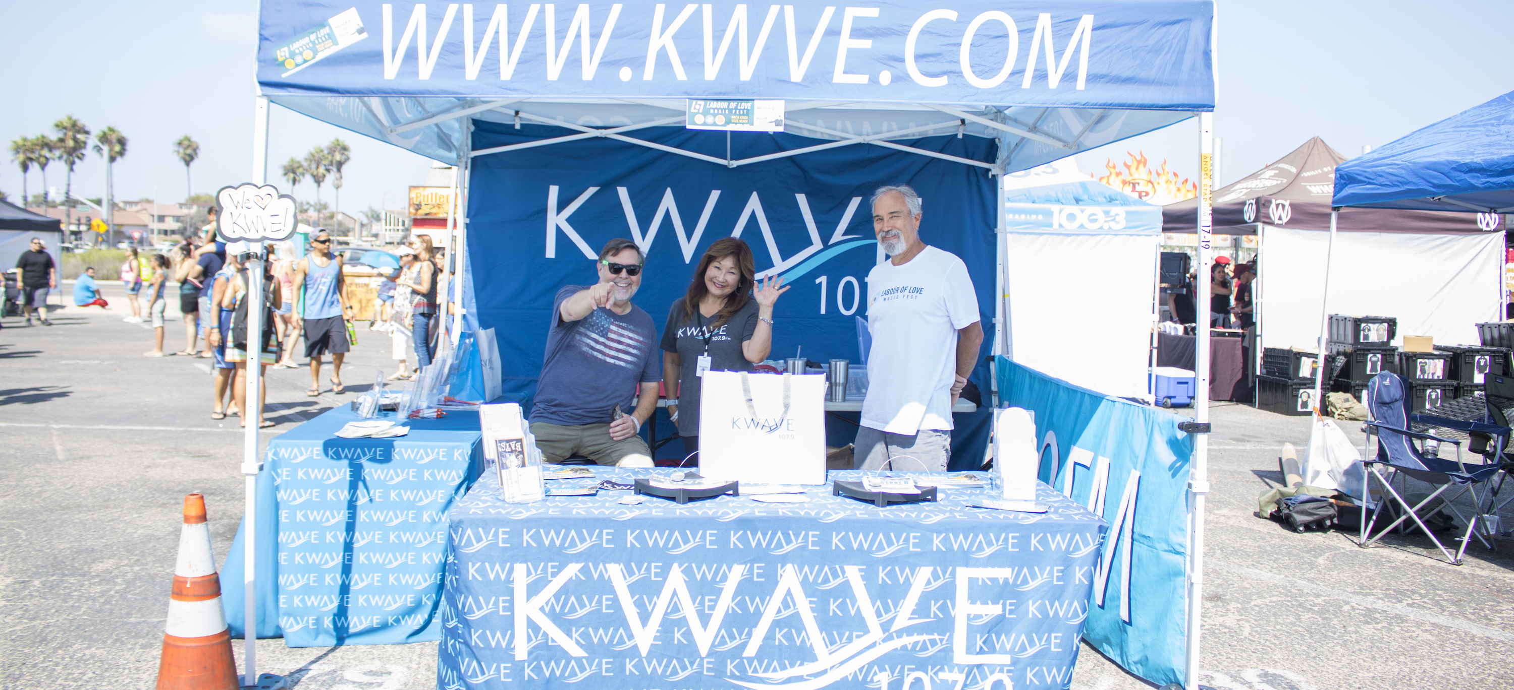 K-WAVE | Events